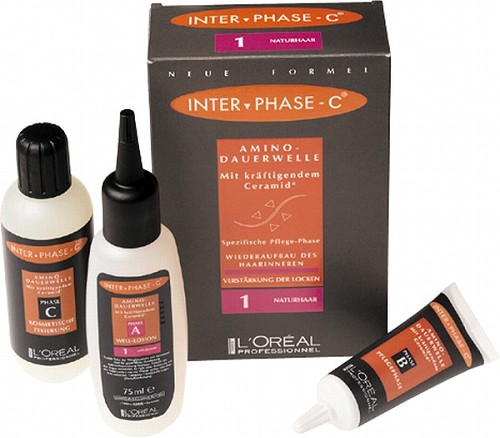 Loreal Inter-Phase DW-1F f. feines Naturhaar
