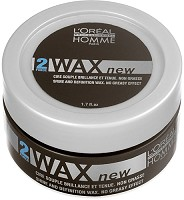 Loreal HOMME Styling Wax 50 ml