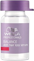 Wella Care Balance Anti Hairloss Serum 8x6 ml