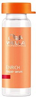Wella Care Enrich Repair Serum 8 x10 ml