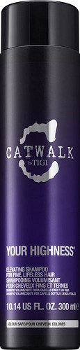 TIGI Catwalk Your Highness Shampoo 300 ml
