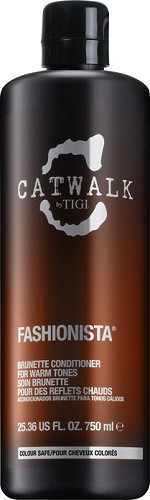 TIGI Catwalk Fashionista Brunette Conditioner 750 ml - Nr. 330329