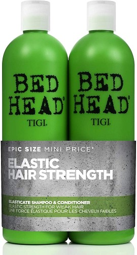 TIGI Bed Head Elasticate Tween Duo - 2x750 ml (Shampoo 750 ml + Conditioner 750 ml)  Nr. 812799