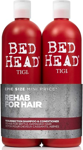 TIGI Bed Head Resurrection Tween Duo - 2x750 ml (Shampoo 750 ml + Conditioner 750 ml)  Nr. 812798