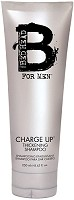 TIGI B For Men Charge Up Thickening Spampoo 250 ml