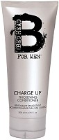 TIGI B For Men Charge Up Thickening Conditioner 250 ml