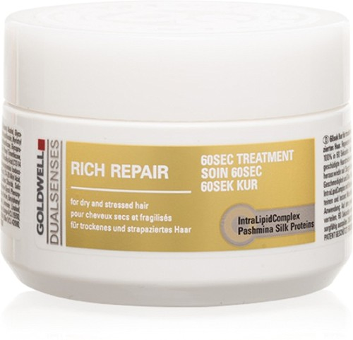 Dualsenses Rich Repair 60 sec Treatment 200 ml