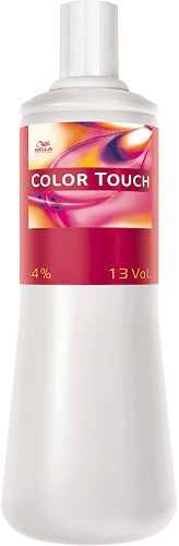 Wella Color Touch Emulsion 4% 1000 ml - Nr. 2350969