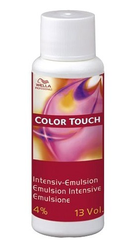 Wella Color Touch Emulsion 4% 60 ml