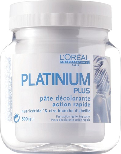 Loreal Platinium Plus Blondier Paste 500 g