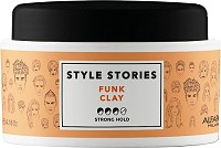 Alfaparf Milano Style Stories Funk Clay 100 ml