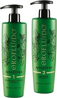 Orofluido Amazonia Set Step 1 & Step 2 2 x 500 ml