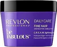 Revlon Professional Be Fabulous Daily Care Fine Hair CREAM Mask